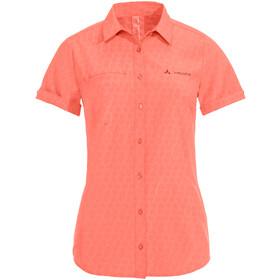 VAUDE Rosemoor T-shirt Femme, pink canary